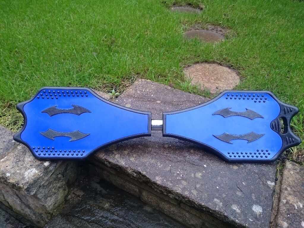 Ripstick style Caster Board (Zoom Stik®) - with light up wheels