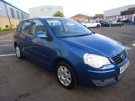 Volkswagen Polo 1.2 S 5dr 2006, 1 Owner From New, HPI Clear, Very Econimical
