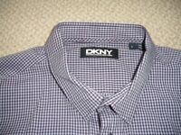 SHIRT DKNY SIZE LARGE GENTS SHIRT