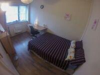 Cozy Double Bedroom in Tower Bridge/Bermondsey! Couples Welcome! just 300 deposit
