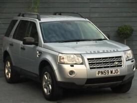 Land Rover freelander 2.2 Diesel auto HPI clear