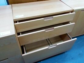 Oak Office Drawers...31438A