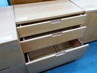 Oak Office Drawers...31438A