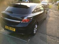 Vauxhall Astra 06 plate sports hatch