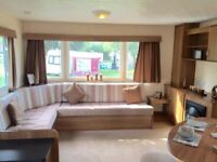 FAMILY HOLIDAY HOME STATIC CARAVAN 6 BERTH 2017 & 2018 PITCH FEES INCLUDES ESSEX COAST STEEPLE