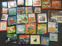 29 assorted toddler books