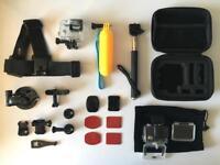 NEW GoPro Accessories Bundle - 24 pcs