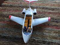 Playmobil 5954 Leisure Jet Aeroplane
