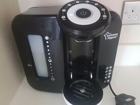 Selling a tommee tippee prep machine. Makes a perfect bottle every time in great condition