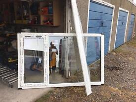 Brand new upvc window