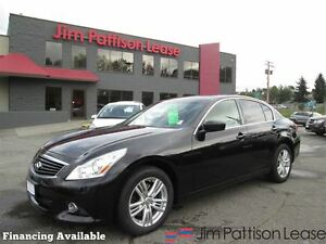2013 Infiniti G37X Sport AWD. local/no accidents