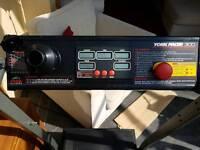 York Pacer 3100 folding treadmill