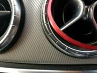 Red ring for Mercedes