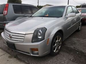 2007 Cadillac CTS CALL 519 485 6050 CERTIFIED