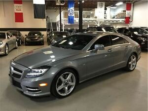 2012 Mercedes-Benz CLS-Class 550 4-MATIC AMG CLEAN CARPROOF