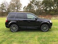 Land Rover Freelander 2 SD4 SPORT LE 2012-09-05