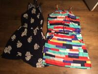 (2) Small Dresses -- $20Firm for both!
