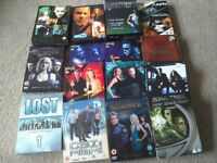 Large 80 Plus Job lot of DVD films see pictures for titles