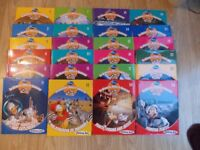Full set of The Wonderful World Of Knowledge Childrens Encyclopedias