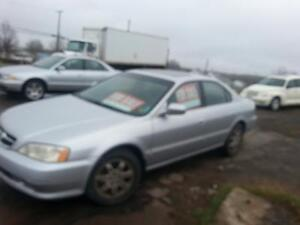 01 Acura TL For Sale