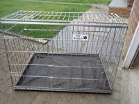 dog cage for use in car brand new
