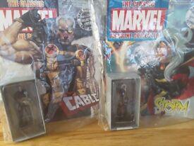 Classic Marvel Figurines