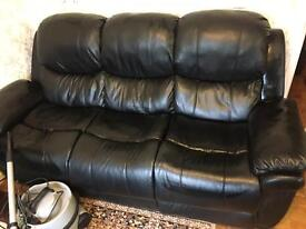 For sale. Three seater sofa