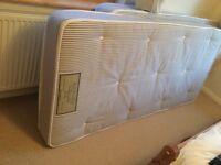 2 x ASPACE Childrens single mattresses