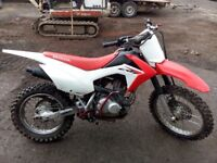 Crf 125 perfect condition