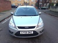 Ford Focus 2010 Style 1.6L Diesel 1 Owner from new MOT January 2018. (GY59 dwz