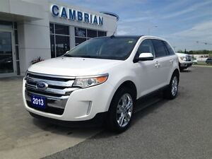 2013 Ford Edge Limited w/ SYNC & Touring Package!