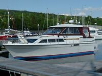 Storebro 31 Biscay Motor Cruiser, 1988, Great sea boat in good condition overall.