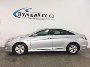 2014 Hyundai Sonata Hybrid - ALLOYS! PUSH BTN START! HTD STS!...