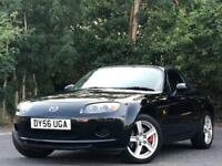 2007/56 MAZDA MX5- NICE CAR- PX TO CLEAR £2495 TODAY ONLY