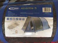 Gelert Atlantis 5 tent- used once