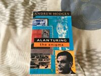Biography (paperback): Alan Turing: The Enigma by Andrew Hodges