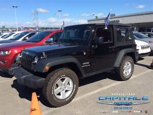 2016 Jeep Wrangler SPORT*2 TOITS*MAGS*CRUISE