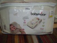 Brand new Bibed Babymoov mattress