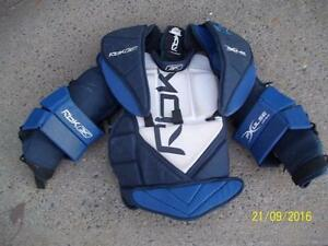 Junior Large Goalie Chest and Arm Protector (RBK Pulse Jr. 6.0)