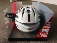 Bell Star Pro - Active Aero Road Cycling Helmet - Medium - Edinburgh