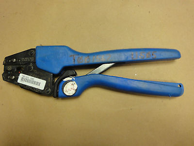 Thomas Betts Tb Erg-2007 Sta-kon Terminal Crimper Rd B2-5