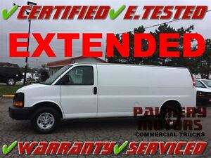 2015 Chevrolet Express 2500HD EXTENDED