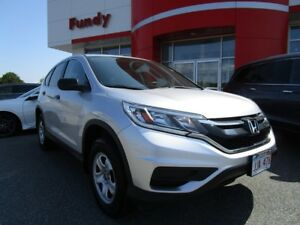 2015 Honda CR-V LX w/ Backup Cam, $168.44 B/W ONE OWNER, GREAT C