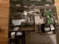 Hitachi (Makita Dewalt) 18V Impact Drill