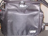 UDG UDGGEAR DJ BAG NEW WITH TAGS **REDUCED PRICE **