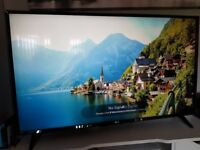 43 Inch LG 43UJ630V 4K Smart TV