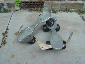 Vintage Roller Skates Retro Jacoscates