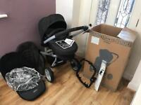 Graco Symbio B pushchair pram buggy stroller