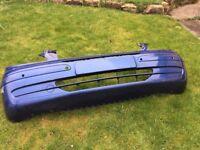 Mercedes Vito 639 front bumper
