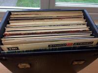 Record Albums (Approx 50) Vinyls